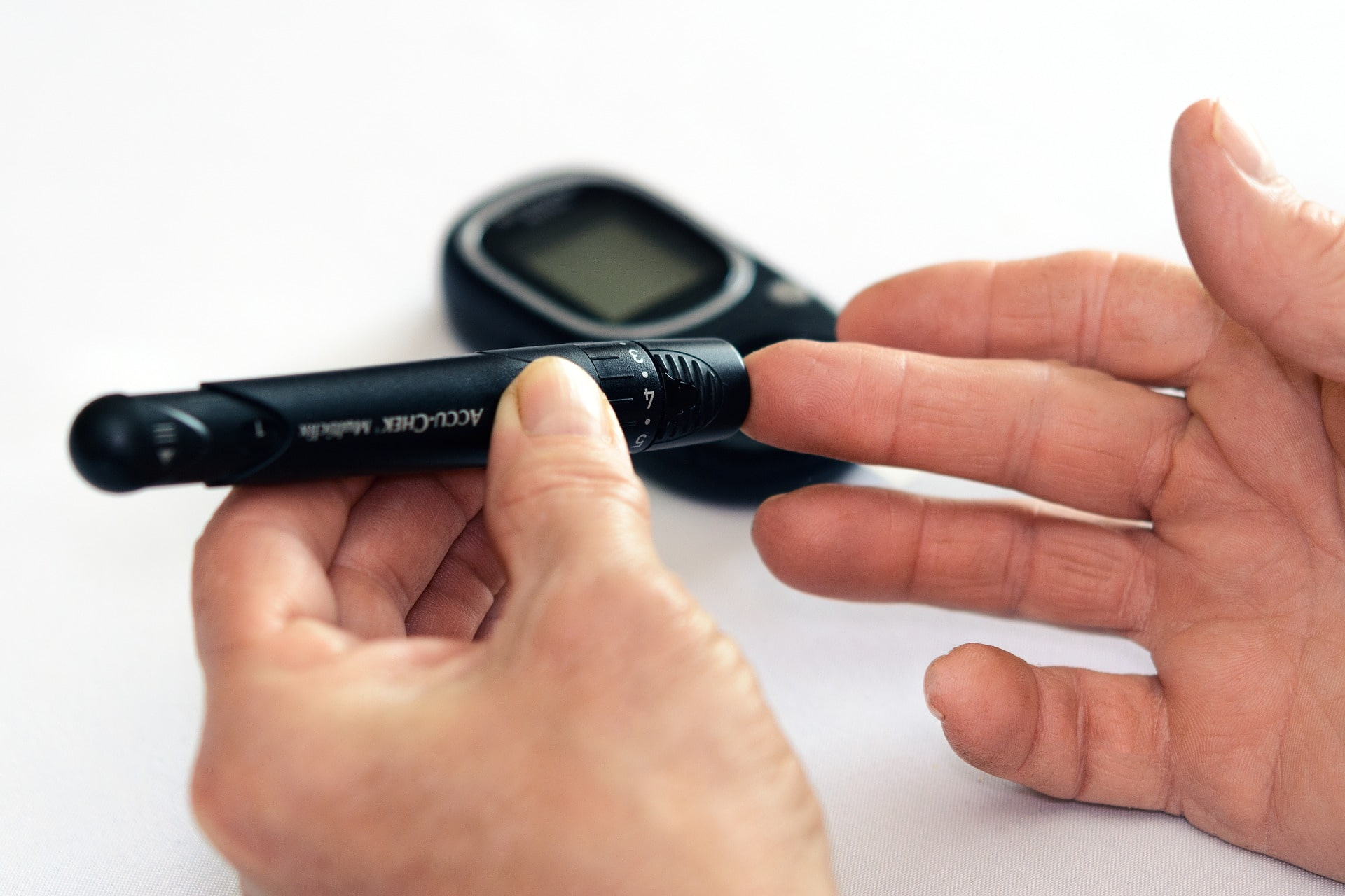 diabetes research microfluidics