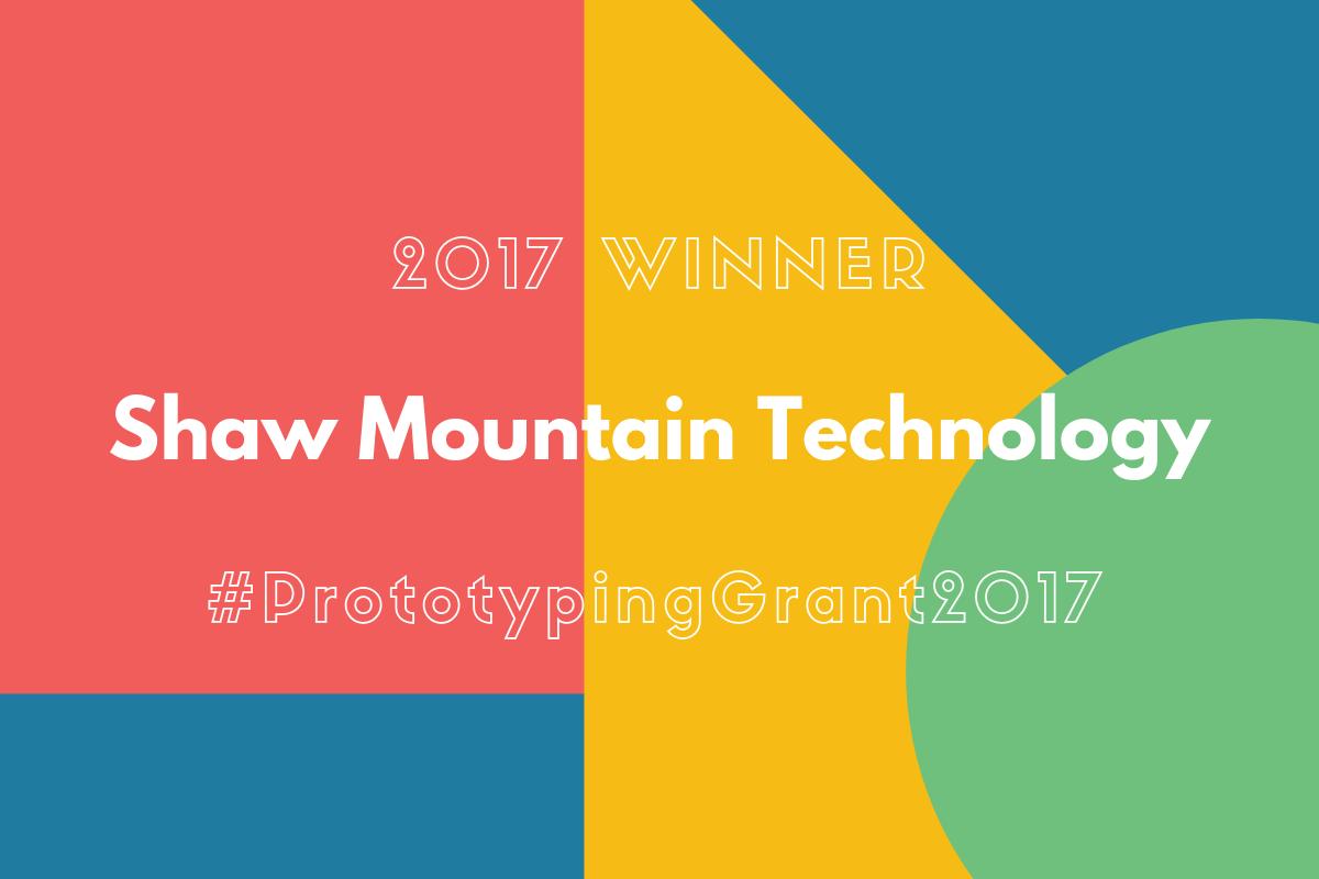 Prototyping Grant 2017